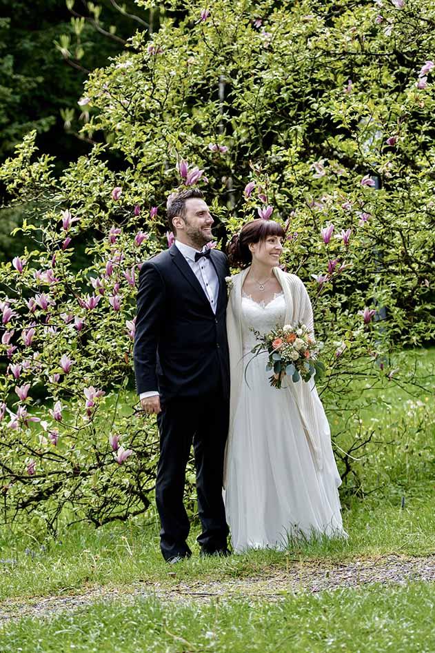 Hochzeit von Christina & Marcel