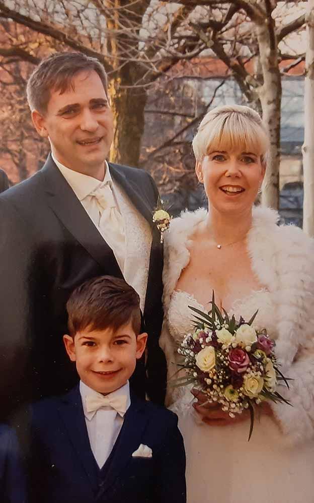 Hochzeit von Tanja & Thomas aus Fußach