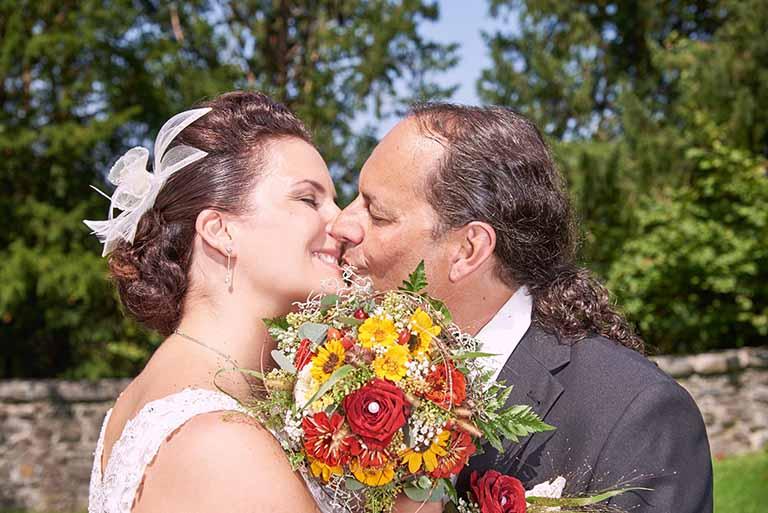 Hochzeit von Heidi & Rainer