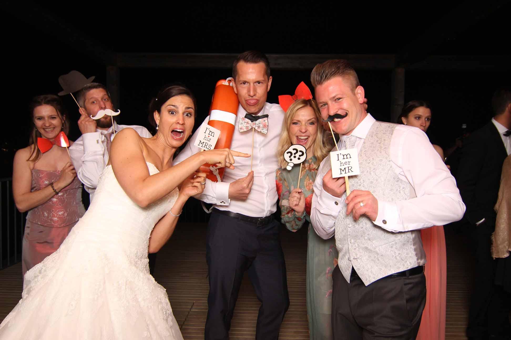Photocube | Fotobox für eure Hochzeit