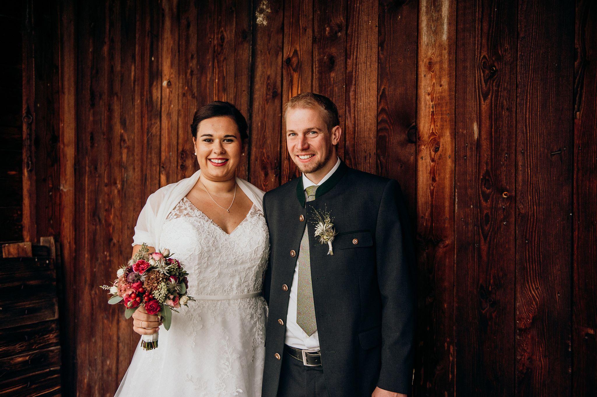 Hochzeit von Theresia & Michael