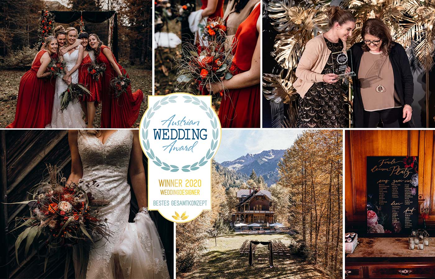 Austrian Wedding Award 2020