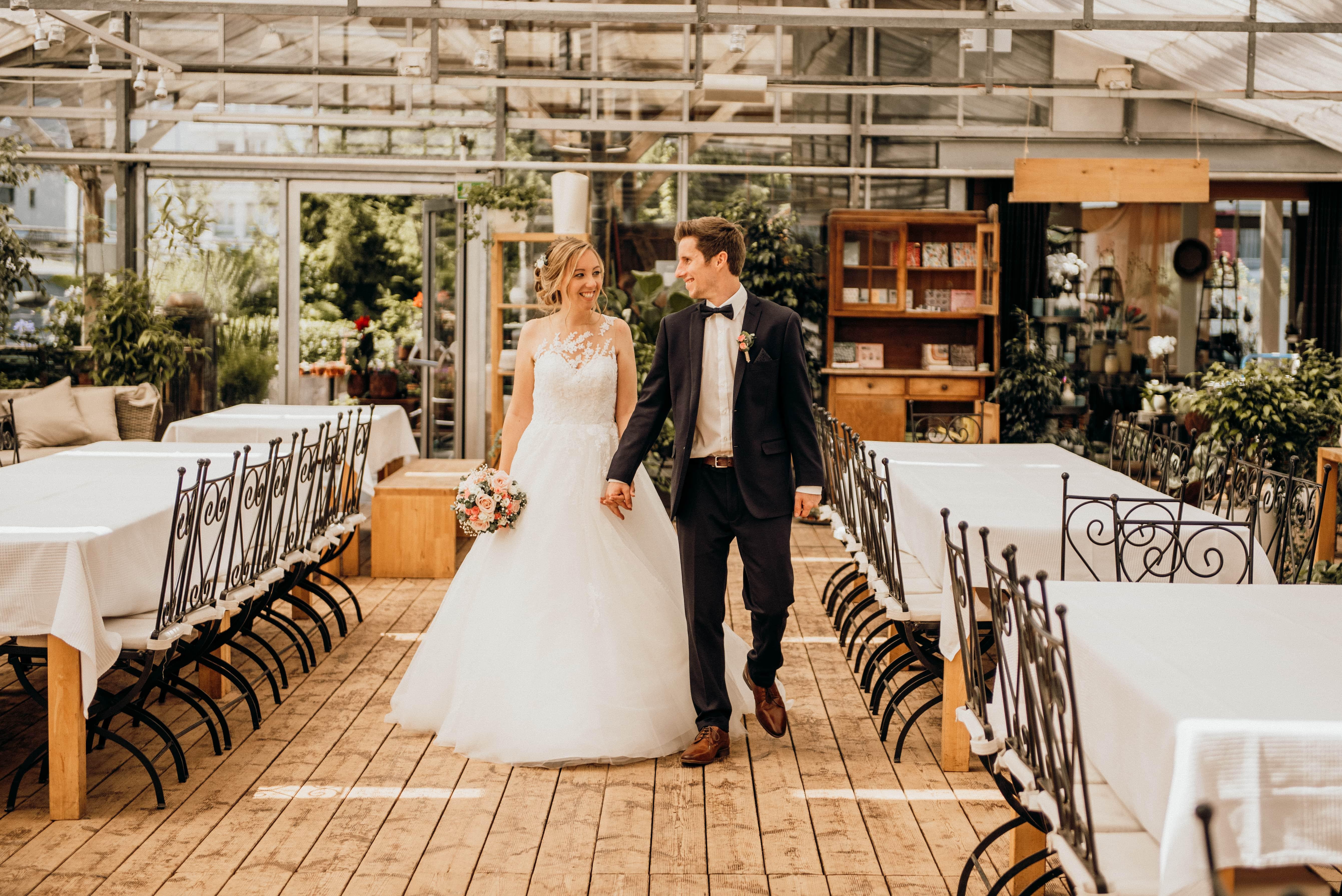 Hochzeit von Fabienne & Thomas