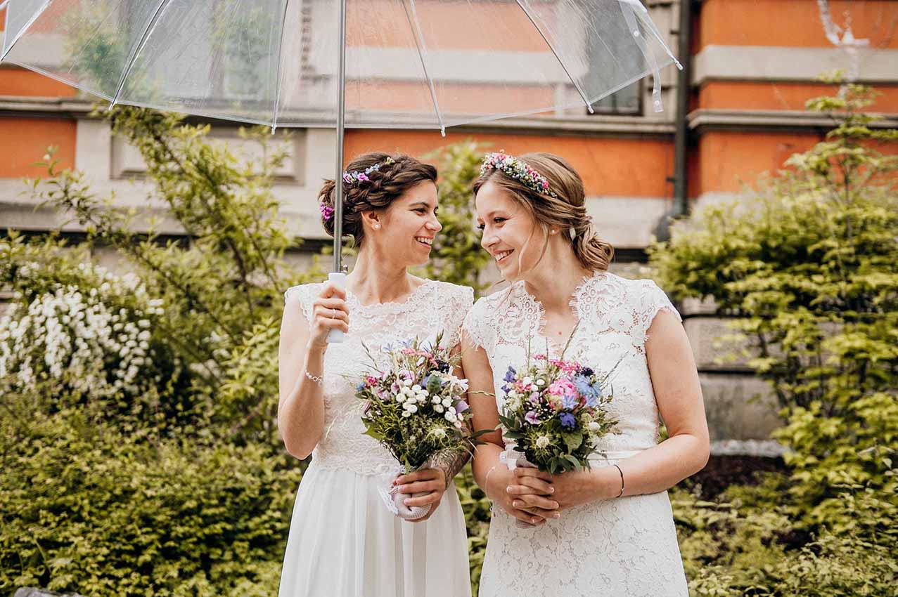Hochzeit von Stephanie & Lea