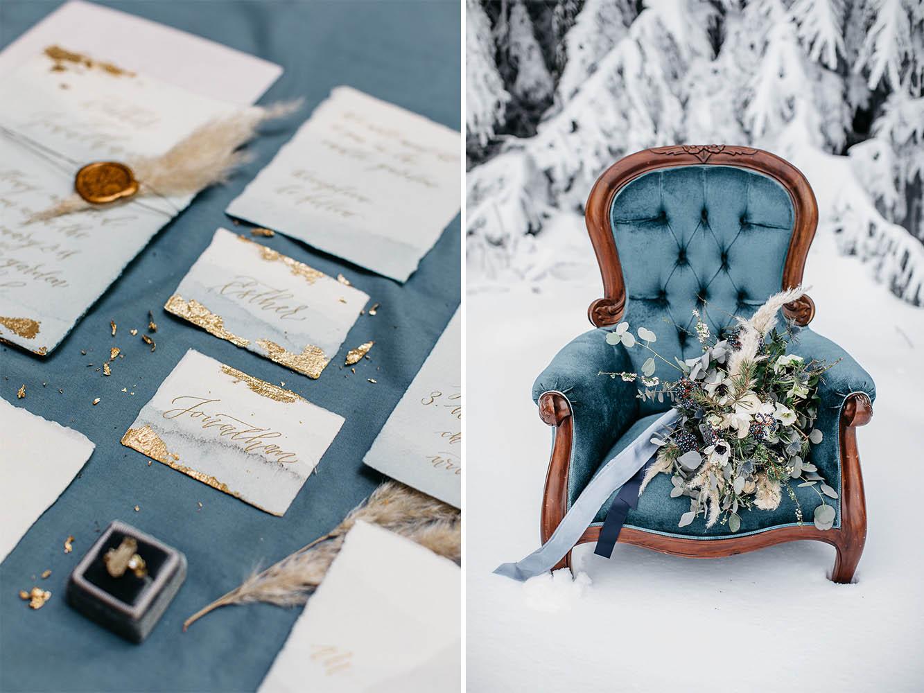 Zehn gute Gründe für eine Hochzeit im Winter
