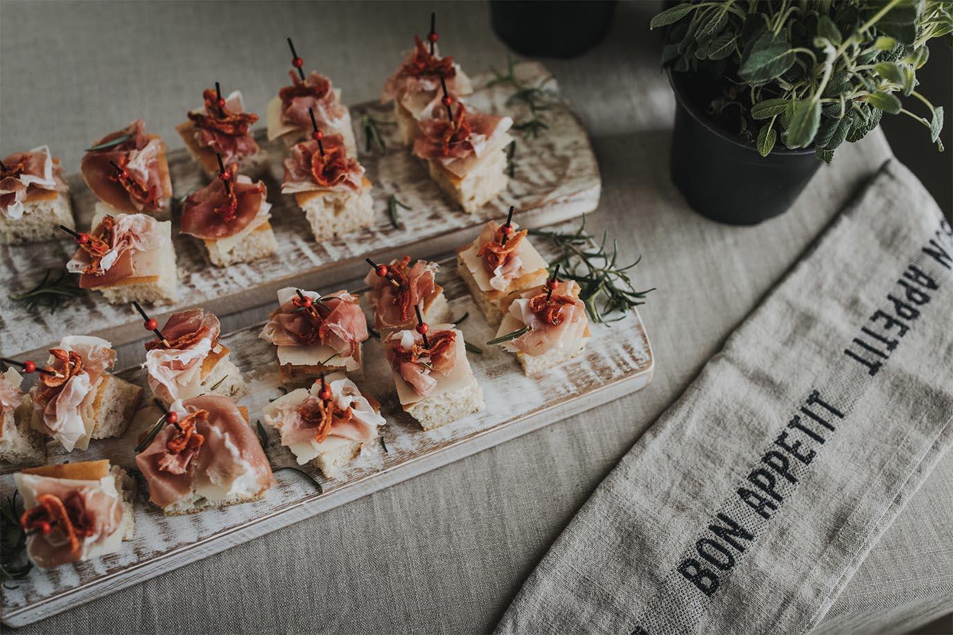 Petit | Catering für eure Hochzeit