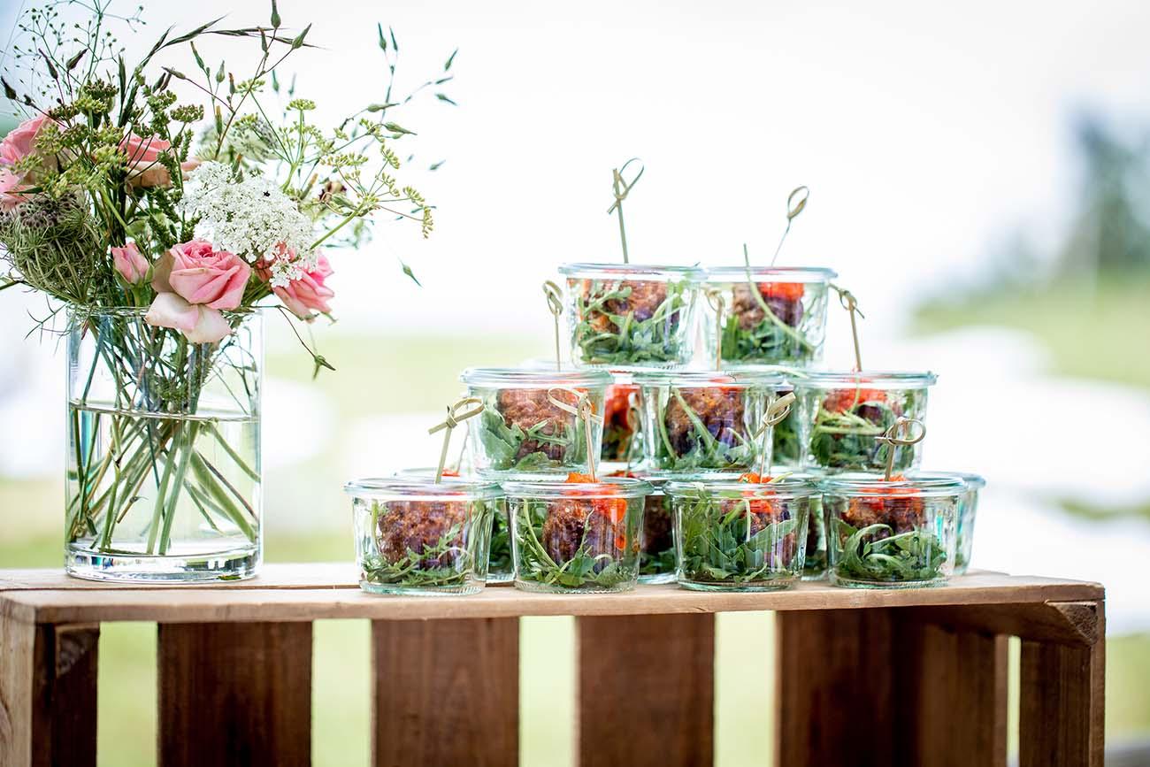 BeGeisterei | Catering für eure Hochzeit