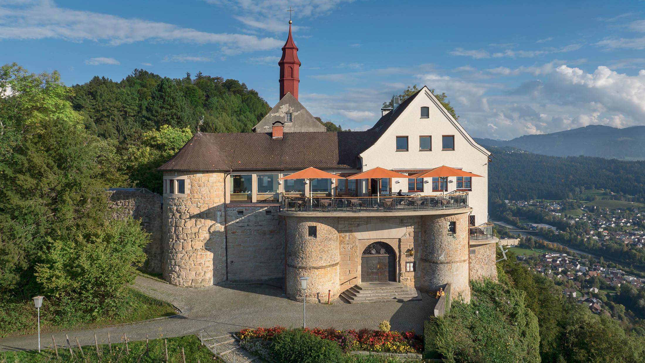 """Hochzeitslocation """"Burgrestaurant Gebhardsberg"""""""