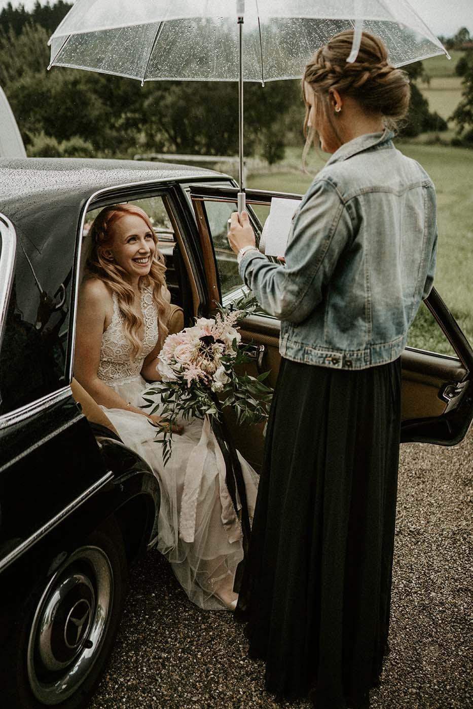 Hochzeits-Fahrzeuge von Classic Wedding Cars