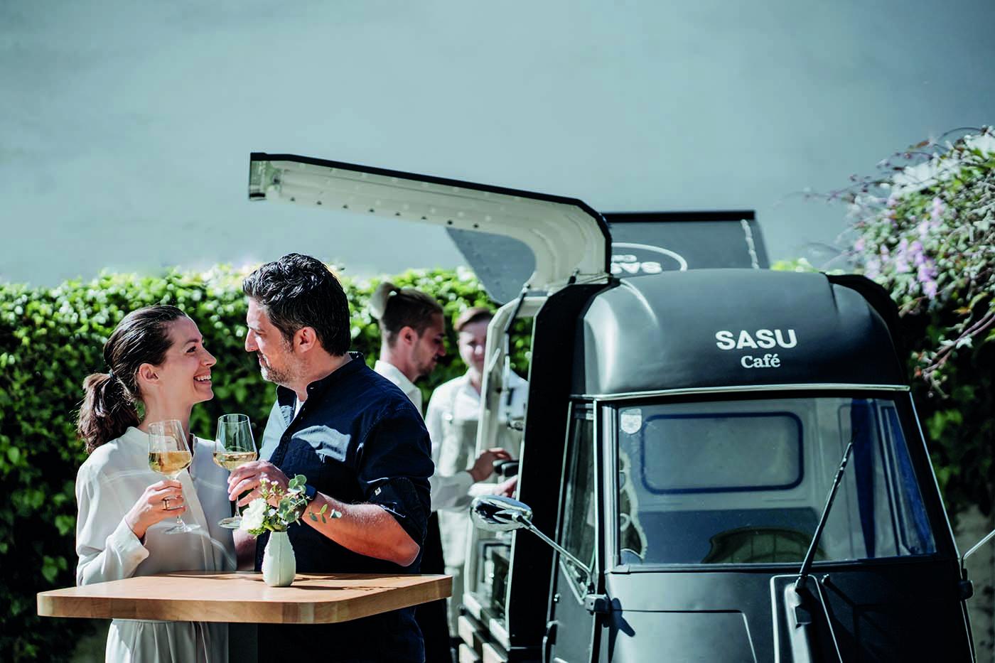 SASU Café | Cafémobil für eure Hochzeit
