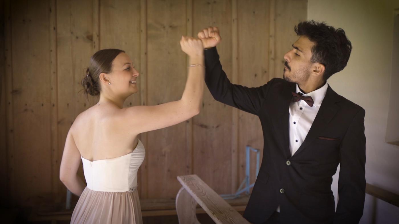 Hochzeitsfilme von Dominik Bargon