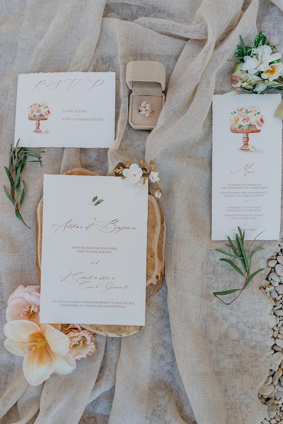 Hochzeitskarten von WolkenGold