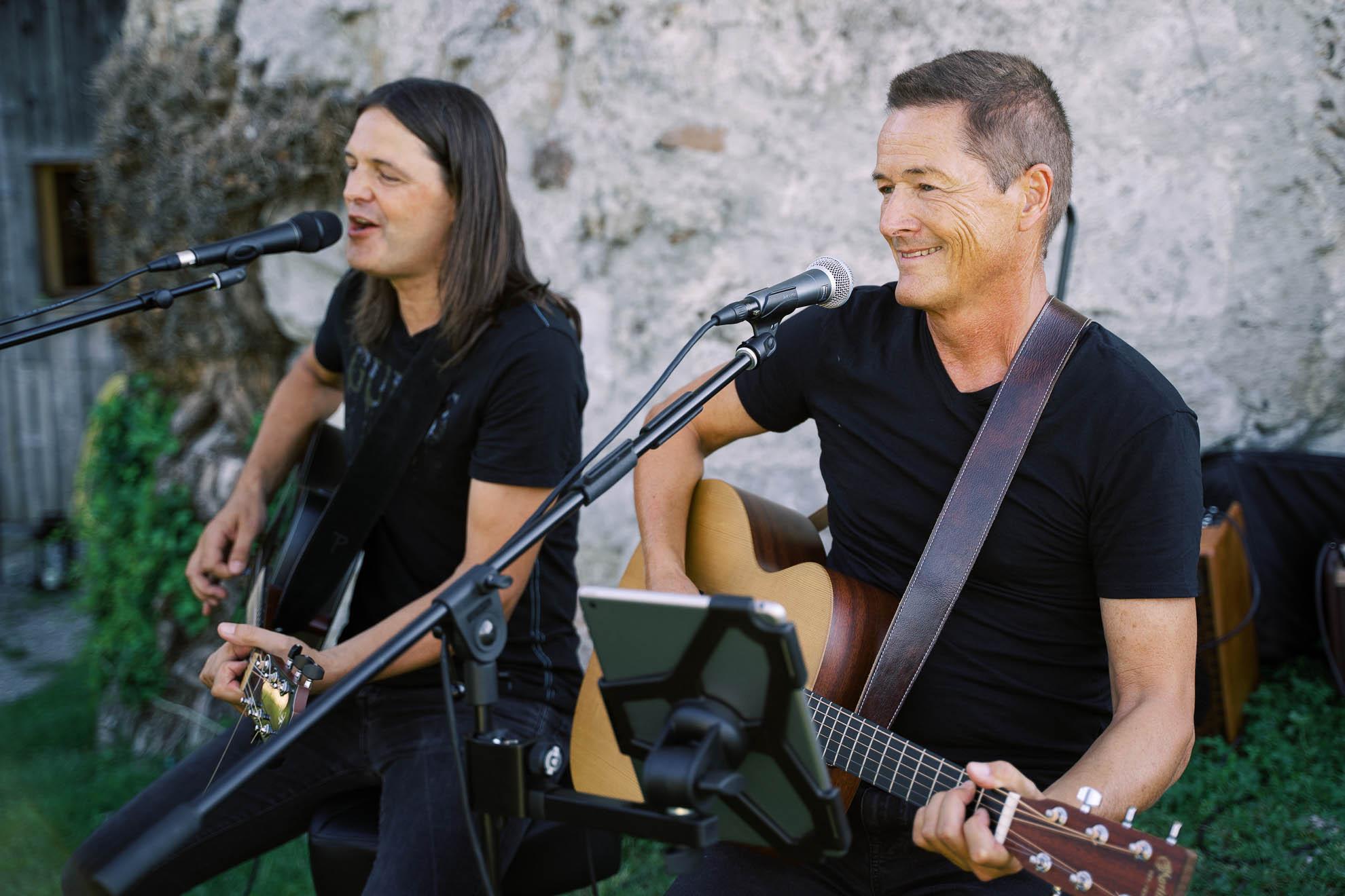 "Hochzeitsband ""Pure Acoustic"""