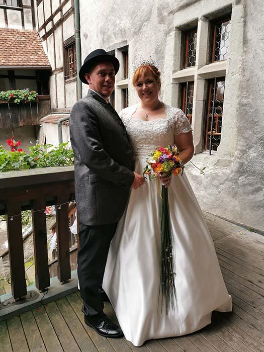 Hochzeit von Stephanie & Michael