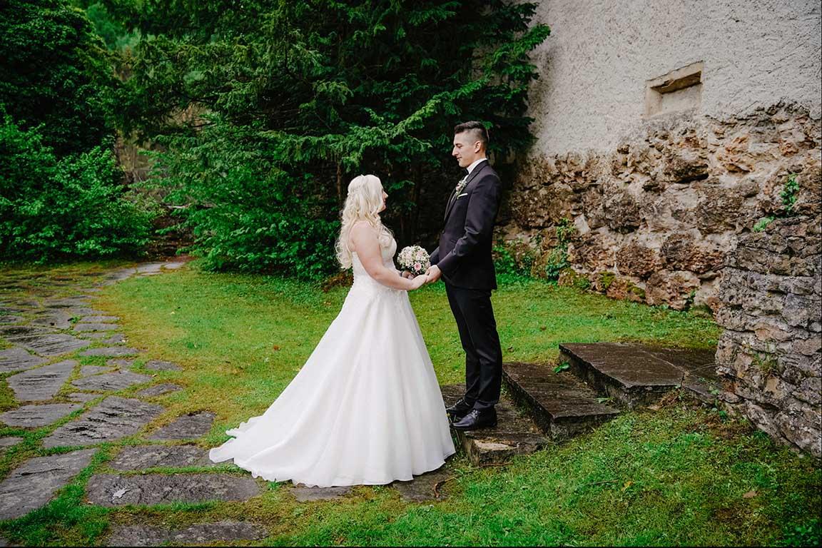 Hochzeit von Denise & Pascal