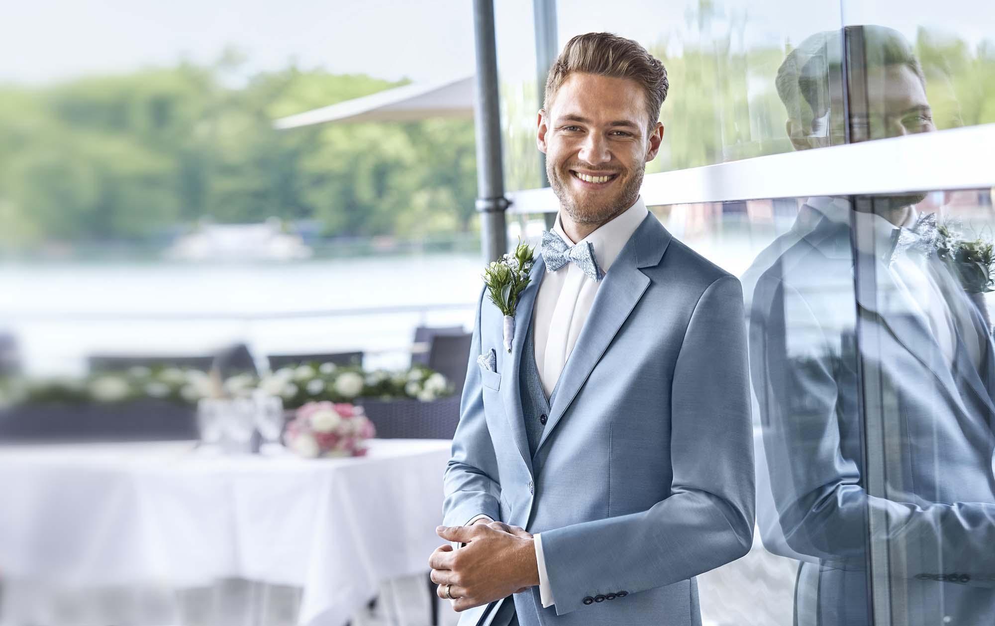 Garzon   Hochzeits-Anzug & Co