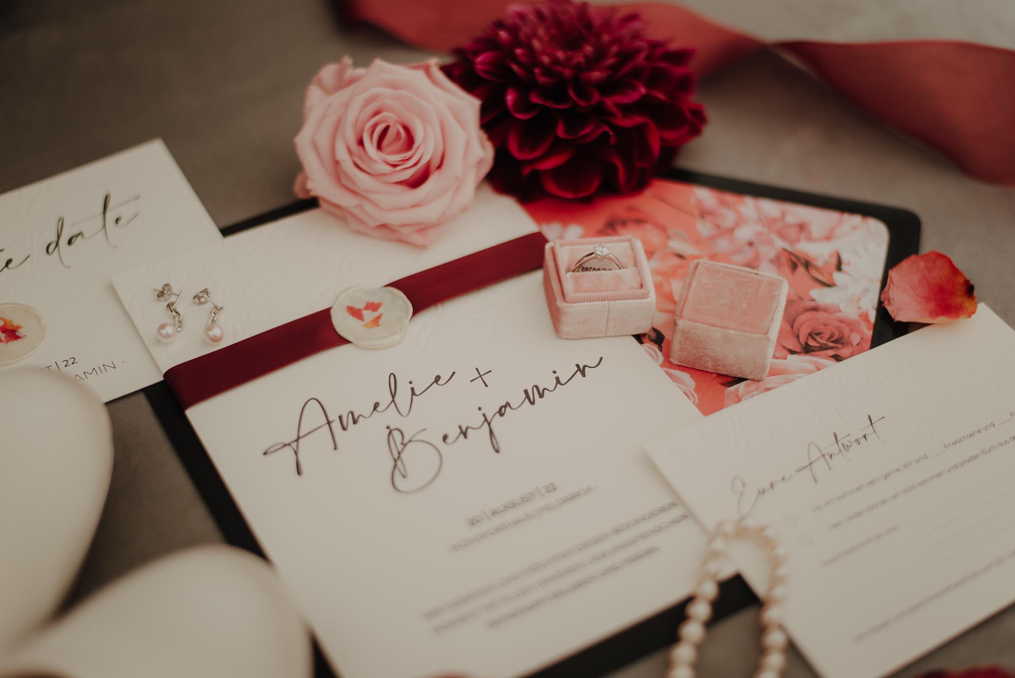 Atelier Lunardi –Hochzeitspapeterie