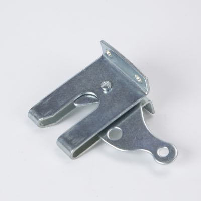 A3 Steel, wrought, surface zinc plated