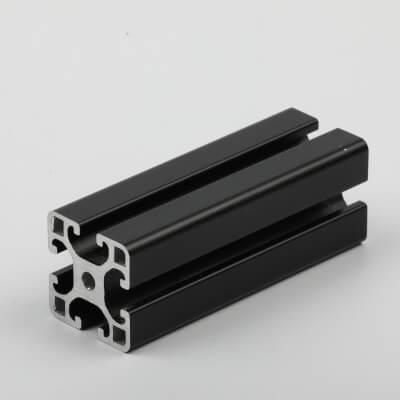Aluminum extrusion, aluminum, anodised, extrusion