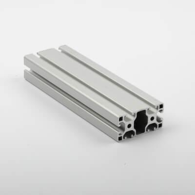 Aluminum extrusion, aluminum, clear extrusion