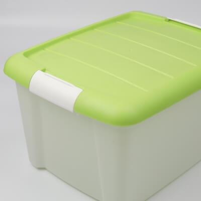 Plastic boxes, plastic lids, plastic covers, plastic lid, plastic clip-on lid.