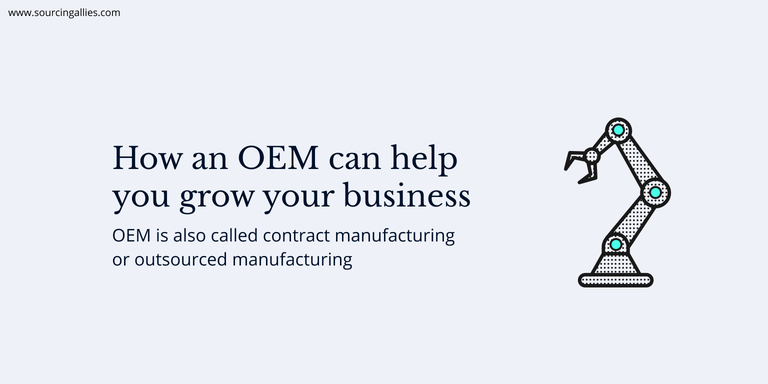 OEM, Contract Manufacturing