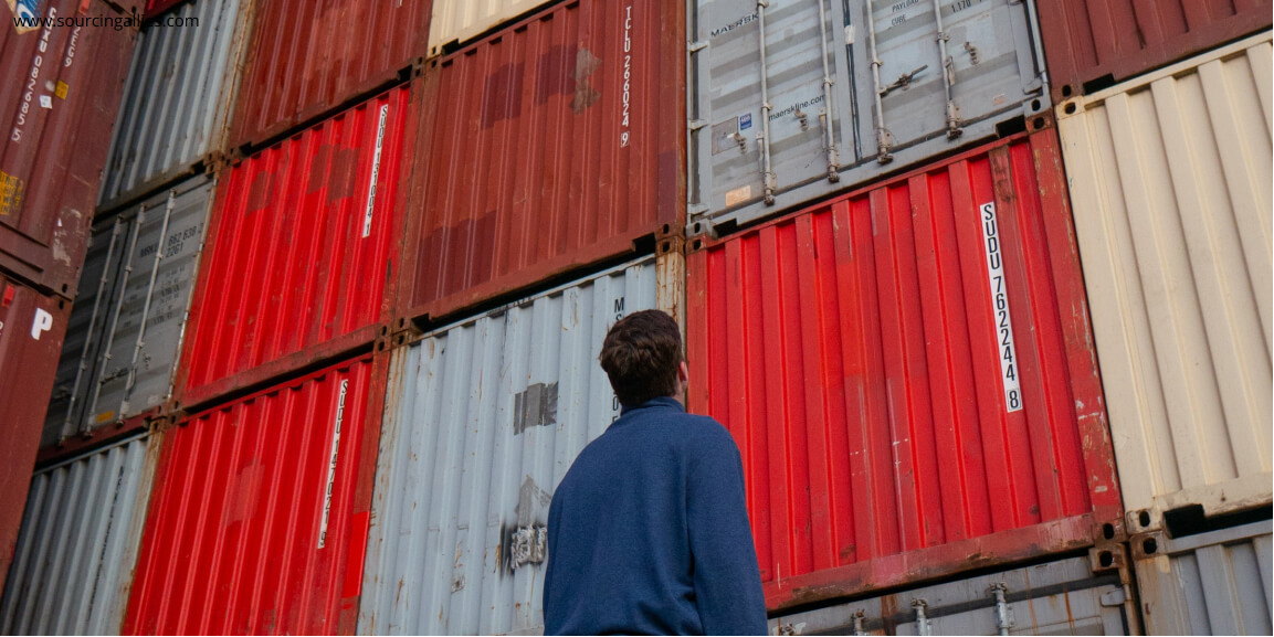 Sourcing Products from China and ship in Containers