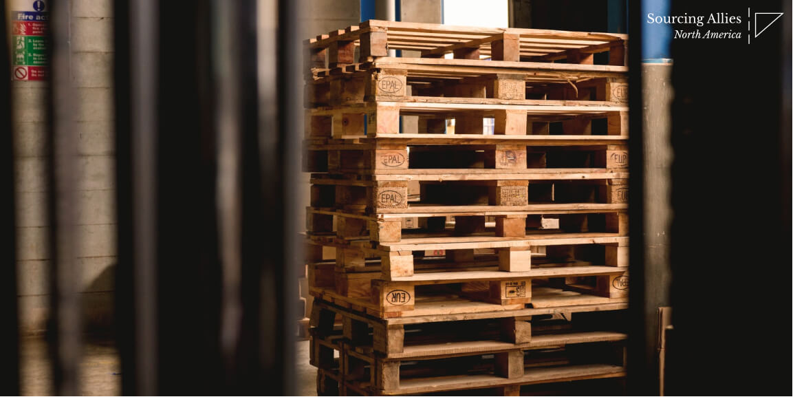 Pallets for China Wholesale