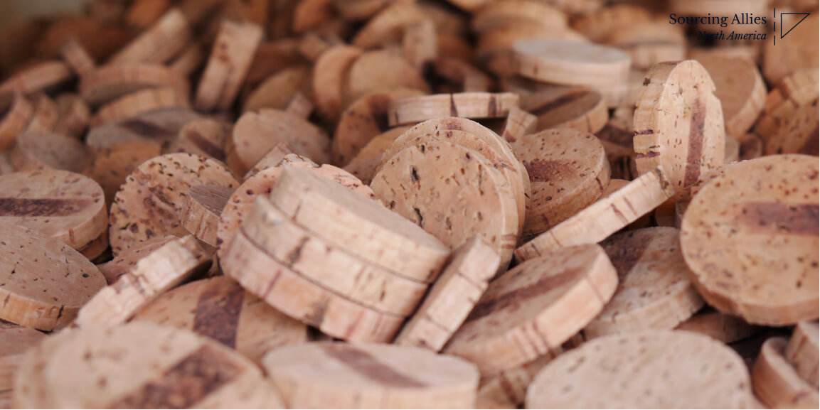 China Supply Chain - Sustainability cork parts