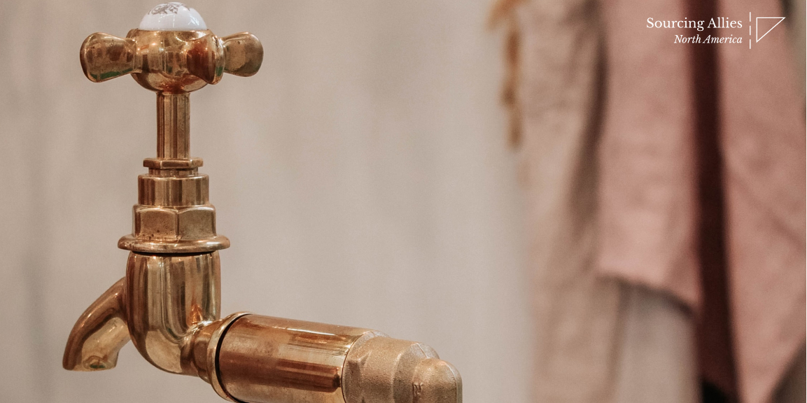 Best Die Casting Manufacturers in China - Bathroom tap and fittings