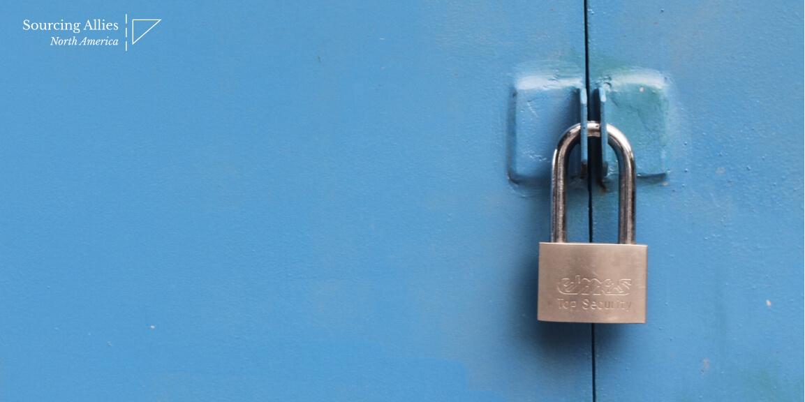 OEM China - Protect your IP - Padlock