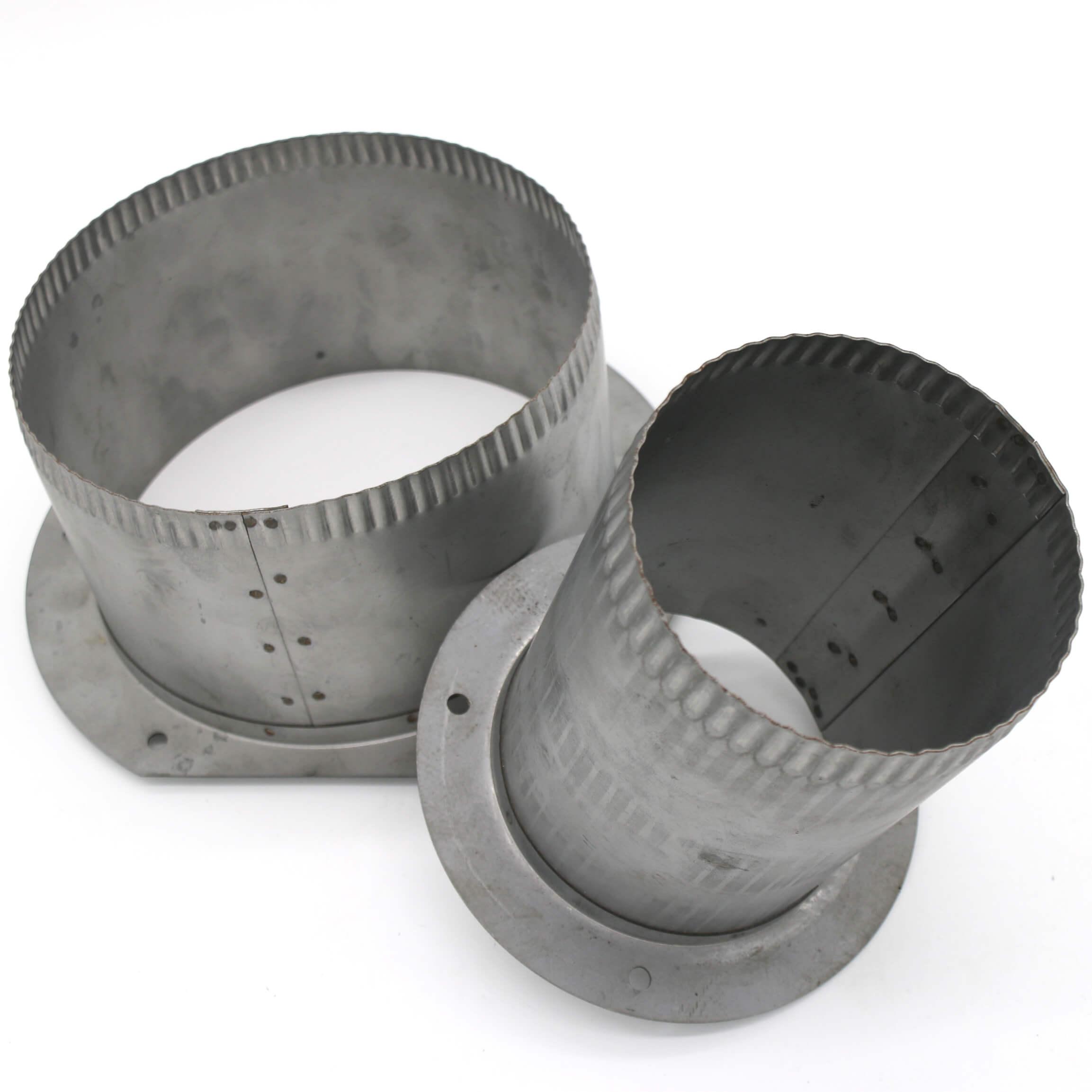 Sheet metal parts, steel, aluminum, aluminium
