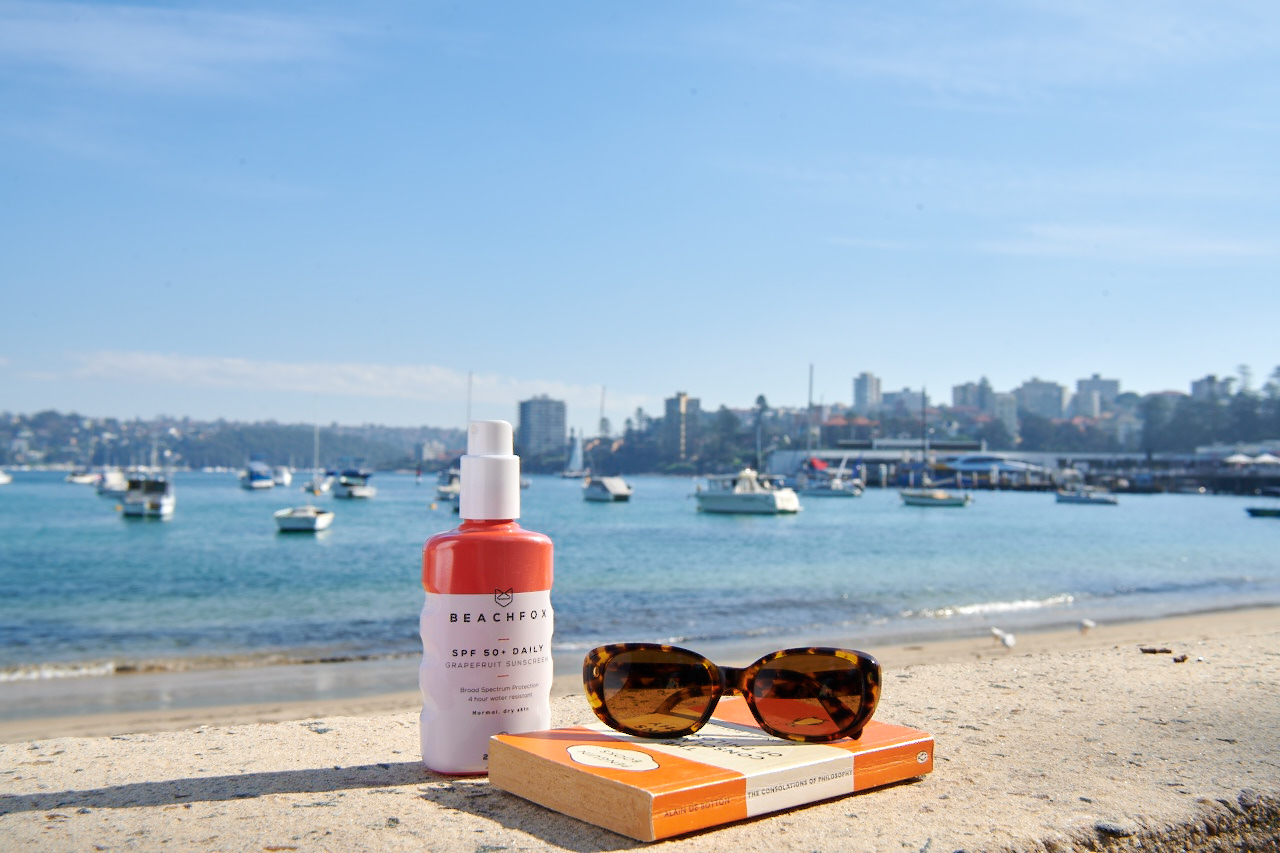 Grapefruit Beachfox Sunscreen