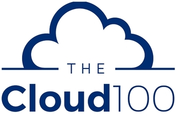 Forbes Cloud 100 Logo.