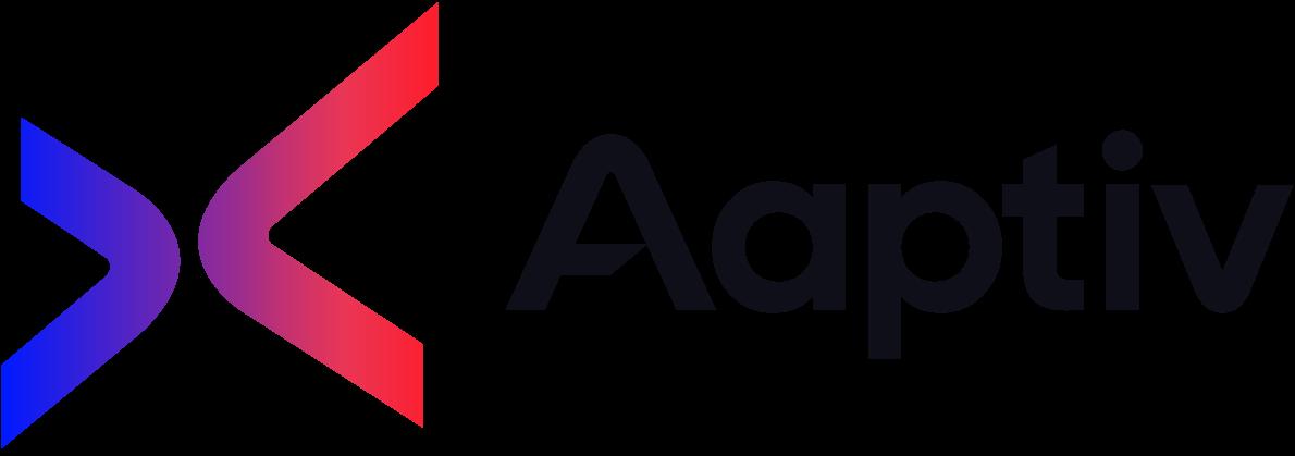 Aaptiv logo.