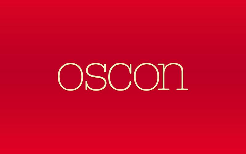 OSCON Logo