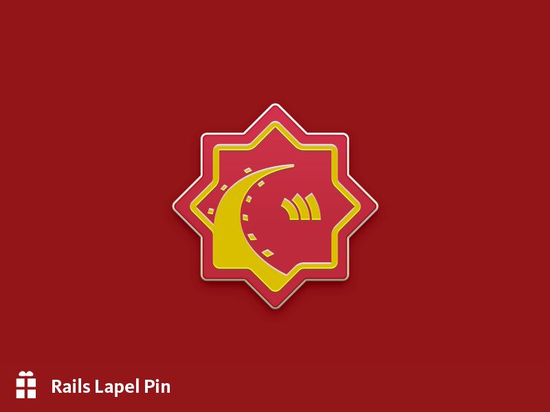 Rails Pin
