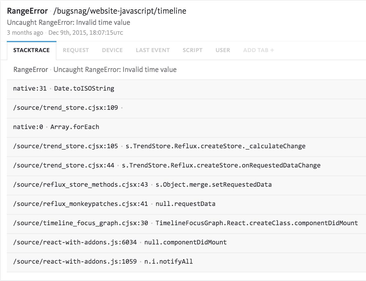 JS Sourcemaps