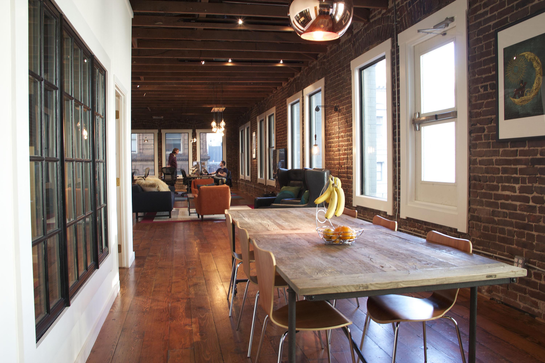 Ceilings, floors and windows