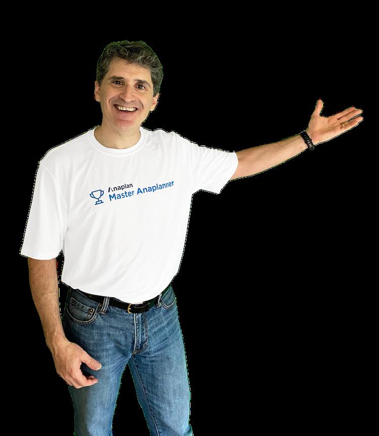 Jared Dolich Anaplan Retail Expert