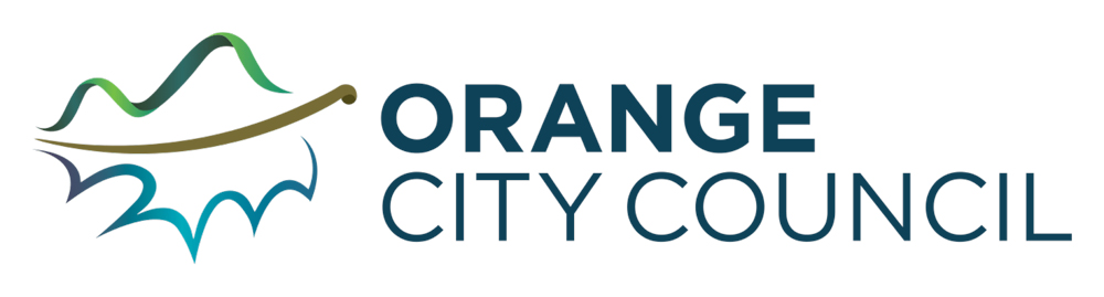 Orange City Council Logo – click to visit