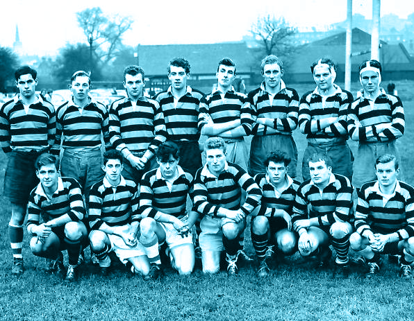 Vintage team image – click for about us