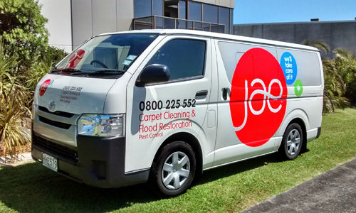 JAE Carpet Cleaning Auckland West and Central