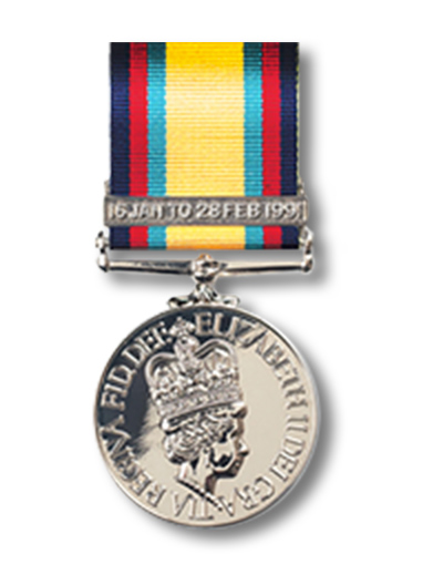Gulf Medal (1990-91)