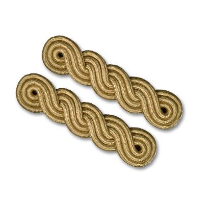 Gold Mess Dress Shoulder Boards