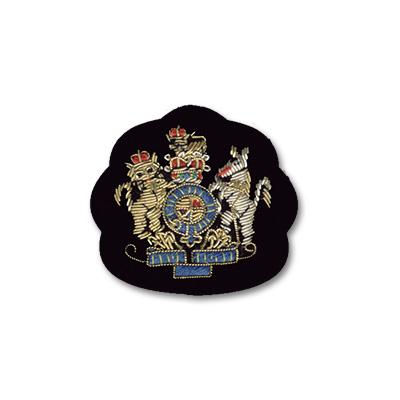 WO1 Royal Arms