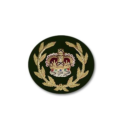 WO2 Crown in Wreath