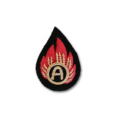 Ammo Tech Badge