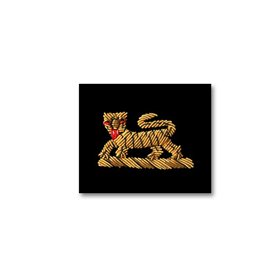 PWRR Tiger Badge