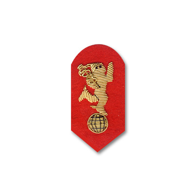 RS Sleeve Badge